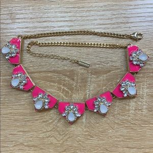 Bauble Bar Rhinestone Necklace
